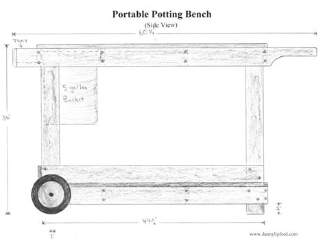 portable potting bench how to build a portable potting bench garden cart today s homeowner