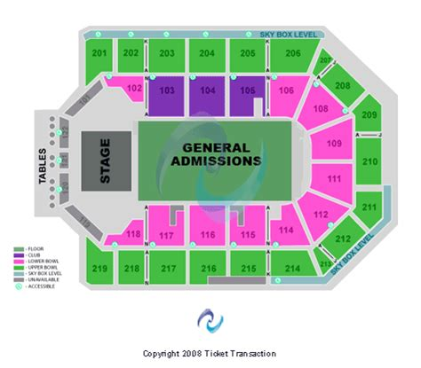 citizen bank arena seating chart citizens business bank arena tickets ontario ca