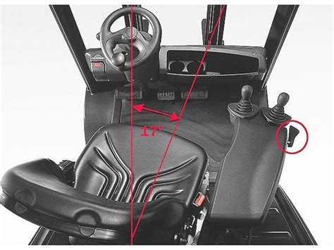 Toyota Forklift Seat Toyota Forklift Swivel Seat