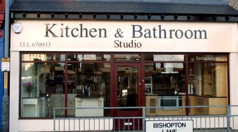 the kitchen and bathroom studio kitchen bathroom studio shop front gt signs and print