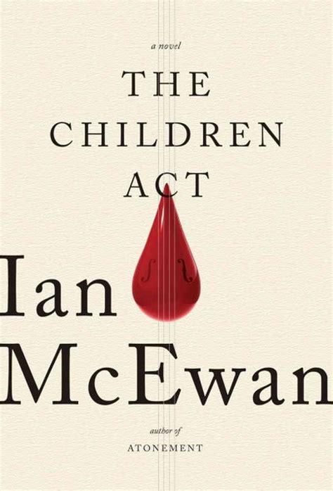 the children act the ruminator let s give him a name the children act by ian mcewan