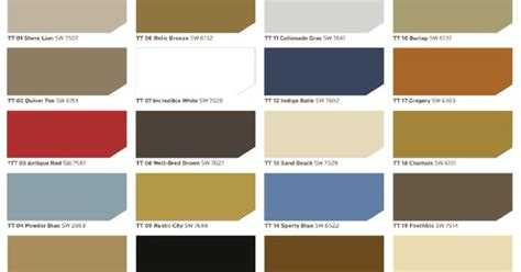 paint color quiver sherwin williams traditional twist color palette