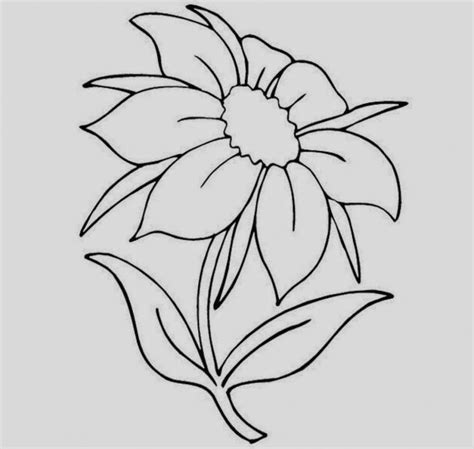 images to draw beautiful image in drawing flowers coloring pages how to