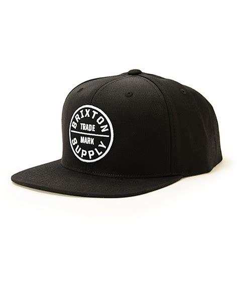 Snapback Brixton Supply 2 brixton oath iii snapback hat