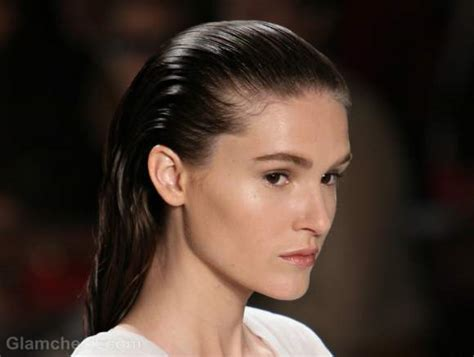 how to slick back hair women slicked back hairstyle women images