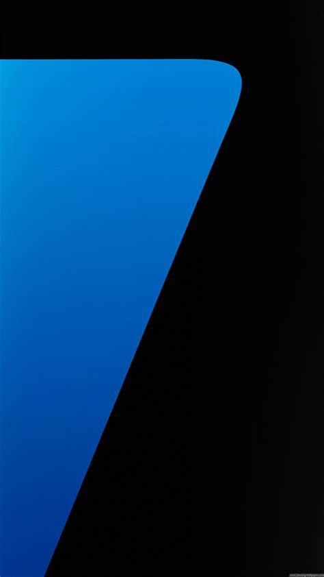 samsung edge hd wallpaper download samsung galaxy s7 edge stock blue 1440x2560 wallpapers hd