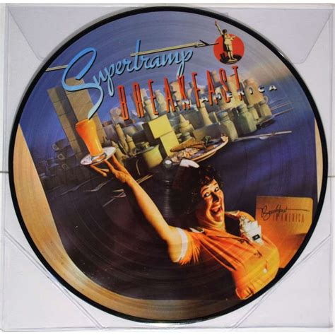 Lp America breakfast in america by supertr lp with cruisexruffalo