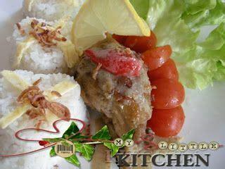 indonesian food week ncc lodho ayam  tulung agung