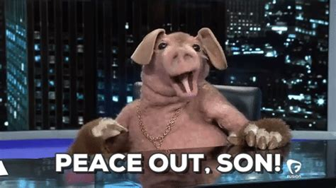 Peace Out Memes - peace out son gifs find share on giphy