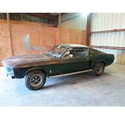 Classic 1967 MUSTANG FASTBACK 289 C CODE AUTO 1965 1966