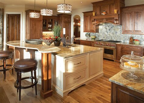 geometric glass mission floor l with light splashy minka lavery in kitchen traditional with wood