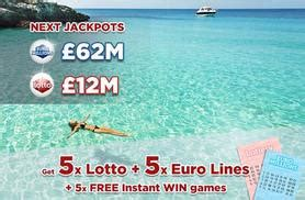 Lotto Euromillions And Instant Wins - wowcher daily deals save up to 80 on bristol deals