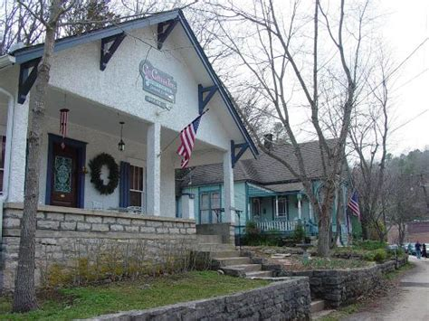Cliff Cottage Inn Eureka Springs by Breakfast Quot White And Blue Quot Picture Of Cliff Cottage Inn Luxury B B Suites Historic