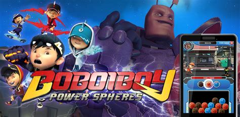 game android boboiboy mod boboiboy power spheres new puzzle game based on movie