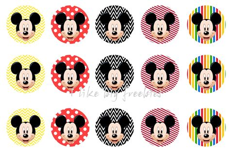 bottle cap images freebies mickey mouse bottlecap images free bottle cap