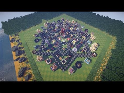 3d Puzzle Coc Clash Of Clans Box clash of clans in minecraft every building with every upgrade minecraft project