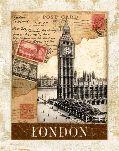 printable london postcards london postmark big ben clock tower 11x14