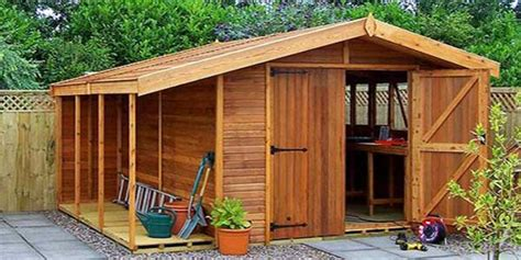 Outdoor Workshop Shed by Shiplap Garden Sheds And Timber And Concrete Workshop
