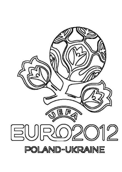 coloring pages euro kids n fun com coloring page euro 2012 euro 2012