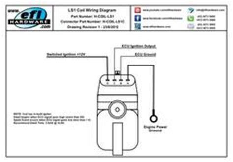 ls1 coil with igniter connector