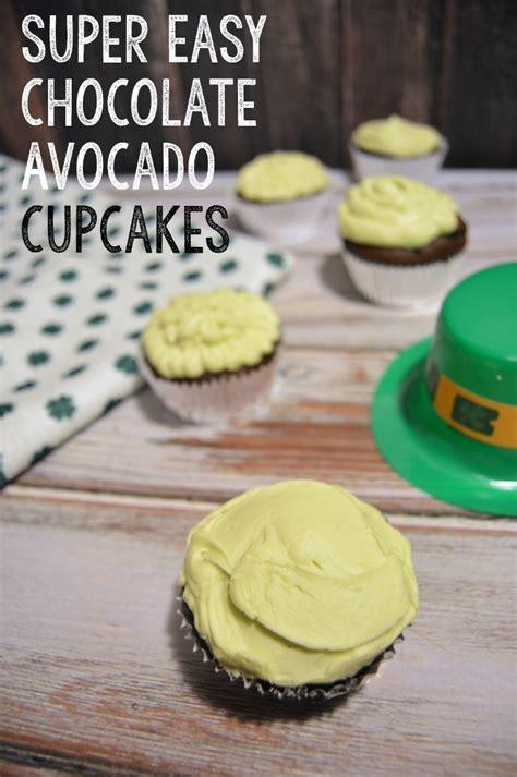 Pourie All Chocolate Avocado Scrub 1 easy chocolate avocado cupcakes with avocado buttercream frosting