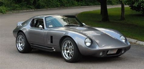 Kit Car Types by Replica Kit Makes Factory Five Type 65 Shelby Daytona