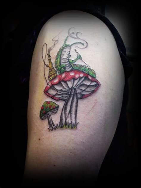 alice in wonderland caterpillar tattoo designs in caterpillar designs www