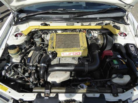 Toyota Starlet Gt Engine Used Toyota Starlet Glanza V 1 3 Gt Turbo Lift Model