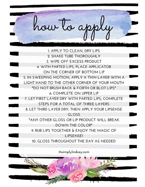printable card trick instructions lipsense instructions cards free printables it s simply