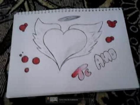 imagenes de corazones dibujados a mano como hacer un dibujo de un corazon facil con dos