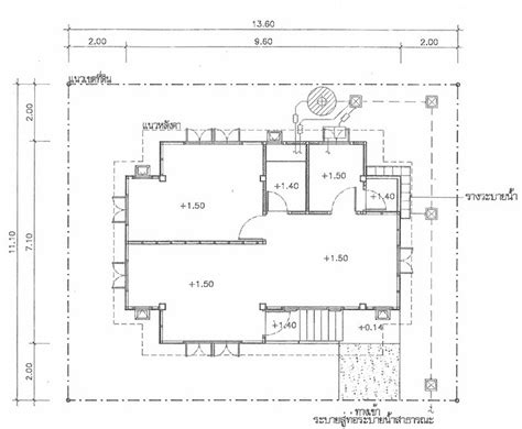 1 Bedroom Cottage Plans by Thai House Plans Compact 1 Bedroom