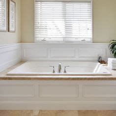 Wainscoting Around Tub by Favorite Places Spaces On Wainscoting Tubs