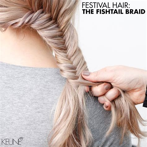 Who Invented The Fishtail Braid What Is Its History Articles | festival hair the fishtail braid bangstyle