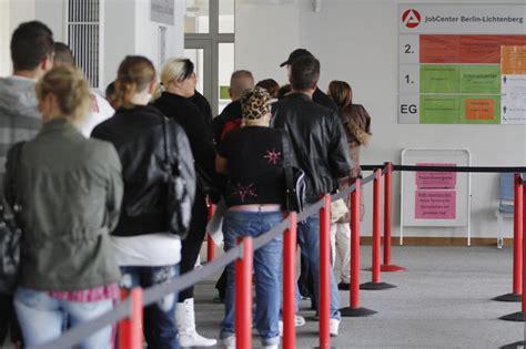 ufficio di collocamento in germania occupati e disoccupati secondo trimestre 2014