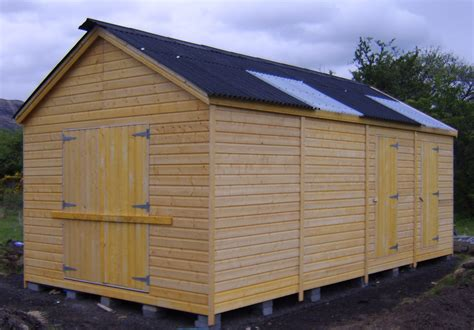 burnside builders  cabin sheds garages