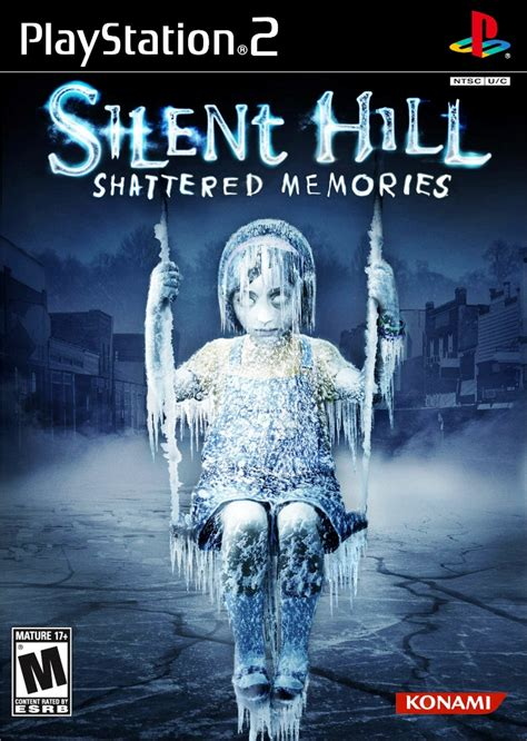 shattered ornaments a horror tale books silent hill shattered memories playstation 2 ign