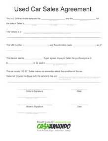 printable vehicle purchase agreement   fill online printable