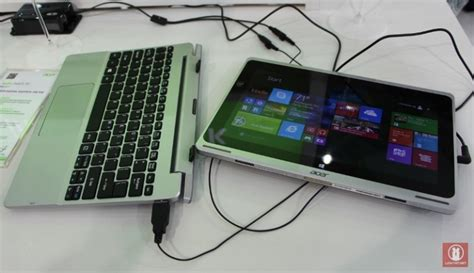 Laptop Acer Aspire One 10 S100x on with acer switch 10 the intel bay trail windows 8 1 2 in 1 notebook in malaysia