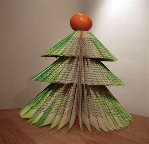 como hacer un arbol de navidad de papel imagui