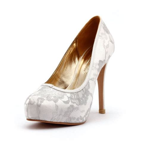 Wedding Shoes Closed Toe Ivory by Ivory Closed Toe Wedding Heels Ivory Wedding Shoes With