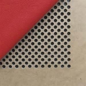 panneau acoustique en membranes pour rev 234 tement mural ou