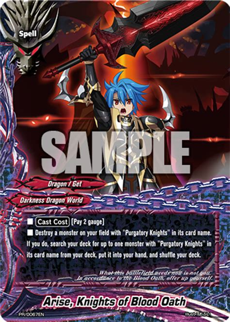 blood oath the darkest drae volume 1 books arkadia works buddyfight pack vol 4 purgatory knights