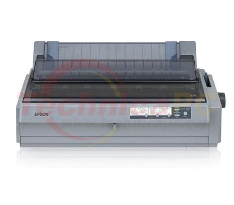 Harga Matrix Mp4 epson lq 2190 dot matrix printer technicapc toko