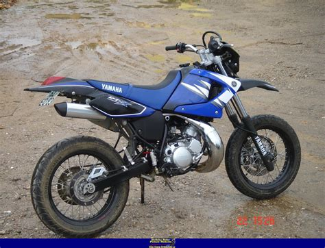 dt 125 dekor 2007 yamaha dt 125 x moto zombdrive