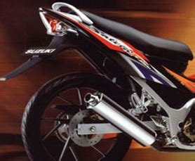 Knalpot Racing Suzuki Thunder Satria Fuf oprek bikin kencang thundie 125