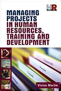 managing human resources books managing projects in human resources and
