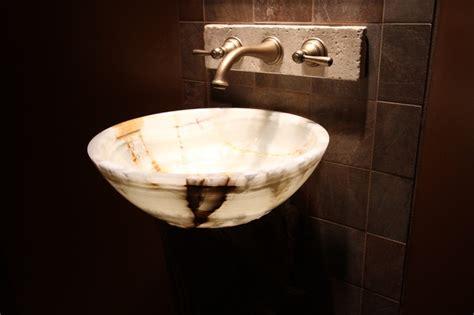 onyx vessel bowl sink modern bathroom sinks