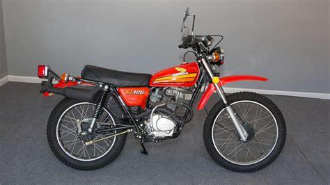 Honda Motorrad Enduro by 1978 Honda Xl125 Enduro F51 Chicago Motorcycles 2016