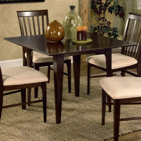 montreal 39 x 39 solid top contemporary square dining