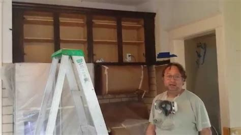 youtube refinishing kitchen cabinets refinishing oak kitchen cabinets in espresso at timeless